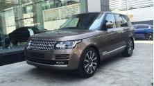 Gia xe Land Rover Range Rover 2018 tai Viet Nam - HSE, Vogue, LWB AB