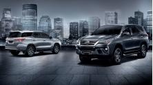 Gia xe Toyota Fortuner 2018 tai Viet Nam - tang gia ban, them phien ban
