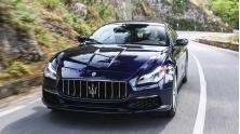 Gia xe Maserati Quattroporte 2018 tai Viet Nam - Sedan the thao hang sang