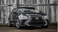 Gia xe Lexus GS 2018 tai Viet Nam - GS Turbo va GS350