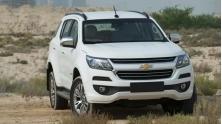 Gia xe Chevrolet Trailblazer 2018 tai Viet Nam - LT, VGT LT va VGT LTZ