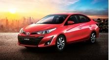 Nhung diem moi tren Toyota Vios 2018-2019 tai Viet Nam