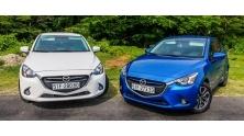 Uu nhuoc diem cua Mazda 2 2015-2016, canh tranh Toyota Vios