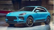 Porsche Macan 2019 phien ban moi nang cap - thiet ke, ket noi va van hanh