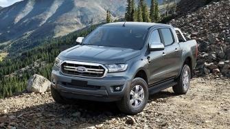 Cac phien ban Ford Ranger 2018-2019 moi tai Viet Nam