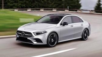 Chi tiet xe Mercedes A-Class Sedan 2019 hoan toan moi