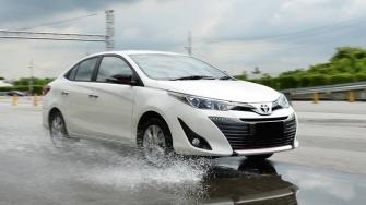 Chi tiet xe Toyota Vios G 2018-2019 moi tai Viet Nam