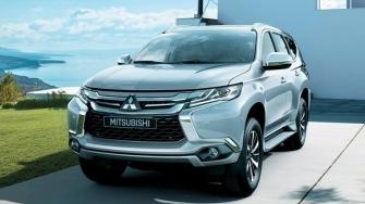 Thong so ky thuat xe Mitsubishi Pajero Sport 2018-2019 tai Viet Nam