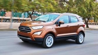 Thong so ky thuat va trang bi xe Ford EcoSport 2018-2019 tai Viet Nam