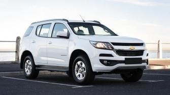Danh gia uu nhuoc diem xe Chevrolet Trailblazer 2018-2019 tai Viet Nam