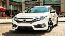 Thong so ky thuat va trang bi xe Honda Civic 2018-2019 tai Viet Nam