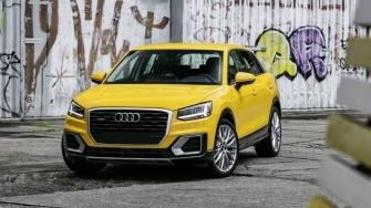 Thong so ky thuat va trang bi xe Audi Q2 2018-2019 tai Viet Nam