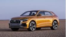 Dat hang Audi Q8 2019 tai Viet Nam