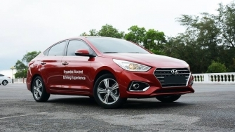 Danh gia uu nhuoc diem xe Hyundai Accent 2018-2019 tai Viet Nam