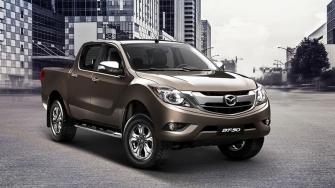 Thong so ky thuat va trang bi xe Mazda BT-50 2018-2019 tai Viet Nam