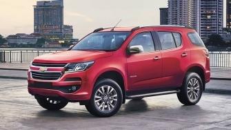 Thong so ky thuat xe Chevrolet Trailblazer 2018-2019 tai Viet Nam