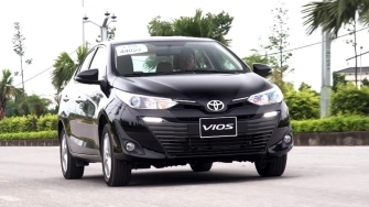 Danh gia uu nhuoc diem xe Toyota Vios 2018-2019 tai Viet Nam