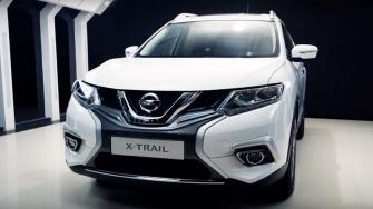 Nissan X-Trail V-Series co gia ban tu 991 trieu dong tai Viet Nam