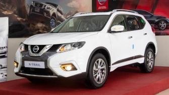Chi tiet xe Nissan X-Trail V-Series 2018-2019 tai Viet Nam