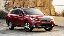 Thong so ky thuat va trang bi xe Subaru Outback 2019 tai Viet Nam