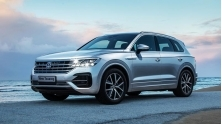 SUV 5 cho Volkswagen Touareg 2019 the he moi tai Viet Nam