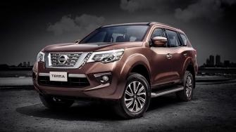 Thong so ky thuat va trang bi xe 7 cho Nissan Terra 2019 tai Viet Nam