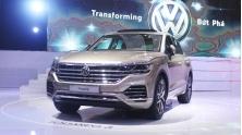 Chi tiet thong so va trang bi xe Volkswagen Touareg 2019 tai Viet Nam