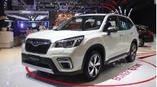 Chi tiet xe Subaru Forester 2019 ban 2.0 i-S EyeSight tai Viet Nam