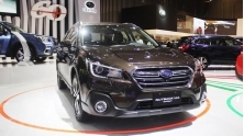 Chi tiet xe Subaru Outback 2.5 i-S EyeSight 2019 tai Viet Nam