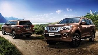 Nissan Terra 2019 chinh thuc ban tai Viet Nam, gia tu 988 trieu dong