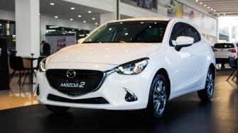 Mazda 2 2019 nhap Thai co gi moi so voi phien ban cu?