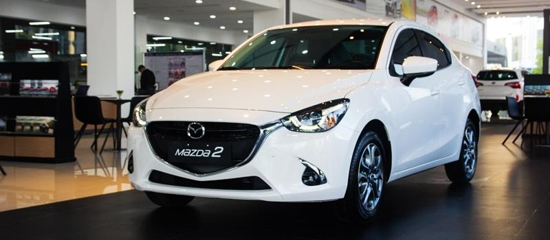Mazda 2 2019 nhap Thai co gi moi so voi phien ban cu?