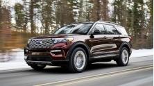 Ford Explorer 2020 the he moi chinh thuc ra mat