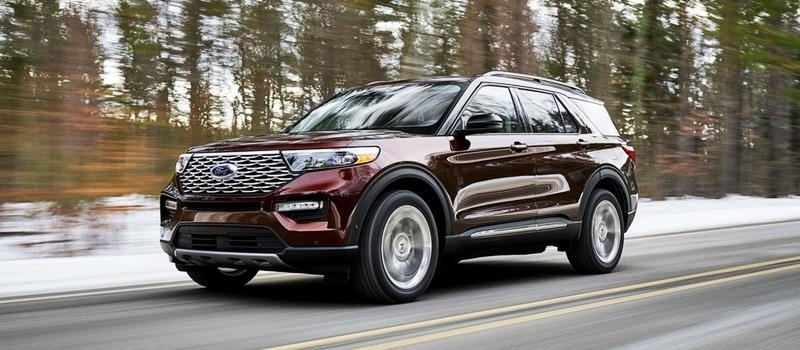 Ford Explorer 2020 the he moi chinh thuc ra mat