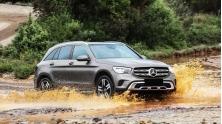 Mercedes GLC 2020 phien ban moi nang cap
