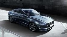 Hyundai Sonata 2020 the he hoan toan moi