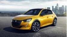Xe Hatchback Peugeot 208 2020 hoan toan moi
