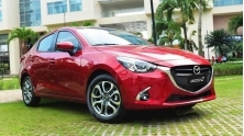 Thong so ky thuat va trang bi xe Mazda 2 2019 moi tai Viet Nam