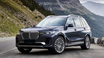 Hinh anh chi tiet xe 7 cho BMW X7 2019 hoan toan moi
