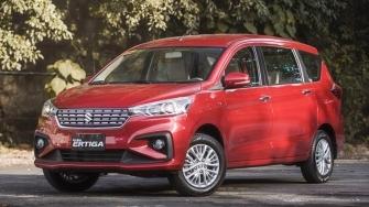 Hinh anh chi tiet xe 7 cho Suzuki Ertiga 2019 the he moi