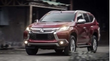 Gia xe Mitsubishi Pajero Sport 2019 may dau so san tai Viet Nam
