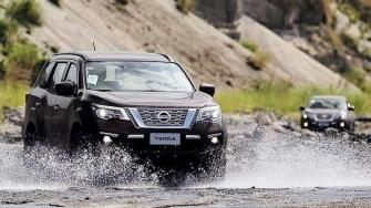 Danh gia uu nhuoc diem xe Nissan Terra 2019 tai Viet Nam