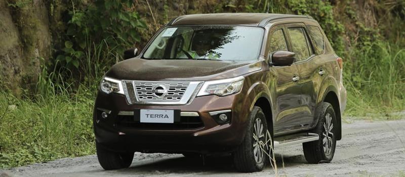 Gia xe Nissan Terra 2019 tai Viet Nam - Terra S, Terra E va Terra V