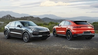 Chi tiet xe Porsche Cayenne Coupe 2020 hoan toan moi