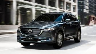 Nhung doi thu canh tranh cua Mazda CX-8 2019 tai Viet Nam