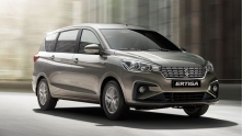 Gia xe 7 cho Suzuki Ertiga 2019 tai Viet Nam - GL MT va GLX AT