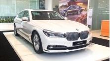 Chi tiet TSKT va trang bi xe BMW 730 Li 2019 tai Viet Nam