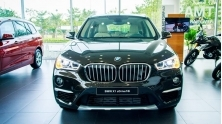Chi tiet thong so va trang bi xe BMW X1 2019 dang ban tai Viet Nam