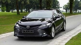 Chi tiet xe Toyota Camry 2.5Q 2019 tai Viet Nam