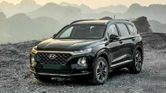 Danh gia uu nhuoc diem xe Hyundai SantaFe 2019 tai Viet Nam